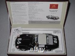 CMC Ferrari GTO, Targa Florio #86, 1962, M-156, Limitiert, OVP