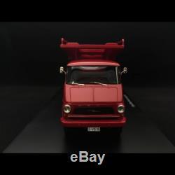Camion Opel Blitz transporteur Porsche 1963 rouge 1/43 Schuco 450901500