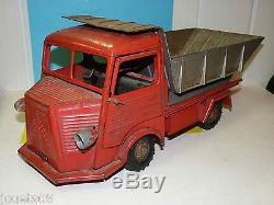 Camion benne Citroën HY tôle JRD CHR
