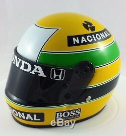Casque Ayrton Senna McLaren Honda 1988 Limited 1/2
