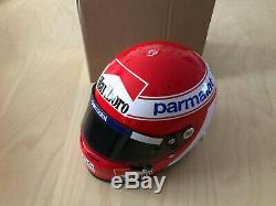 Casque Helmet Lauda Ferrari Austria GP F1 2016 Race Legends 1/2