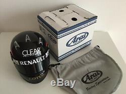Casque Helmet Raikkonen F1 Monaco GP Hunt 2012 1/2