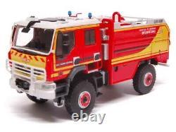 Ccfs Renault Kerax Securite Civile Eligor Pompier 1/43