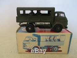 Cij 4/74 Saviem S7 Military Troop Transporter Truck Mib 9 En Boite Rare L@@k