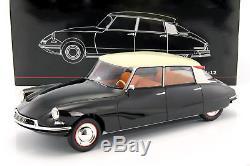 Citroen DS19 noir / beige 112 PremiumClassiXXs