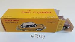 Citroën DS 19 du Club ZE 43 ème sur base Dinky Atlas en boîte