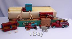 Coffret cirque Chipperfields Circus miniature 1/43ème
