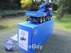 Conrad 1/50 Man Tga41480 + Palfinger Pk 100002 Fly Jib Felbermayr Mint Box