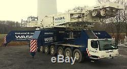 Conrad Ref 2743/02 Liebherr Lg 1750 Sl 7 Dhs Hors Commerce Wasel Mint Box