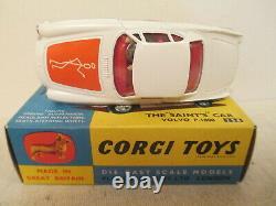 Corgi 258 The Saint Volvo Red Label Mib 9 En Boite Corgi Gift Set 41/48 Nicel@@k