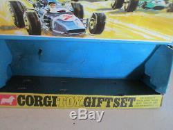 Corgi Gift Set Gs6 Cooper Maserati Set Volkswagen 490 Coffret Cadeau Gs6 Rare