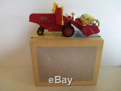 Corgi Toys 1111 Massey Ferguson 780 Combine Harvester Mib 9 En Boite Gift Set 8
