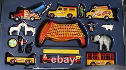 Corgi Toys Coffret N°48 Cirque Jean Richard Grand Modèle 1/43