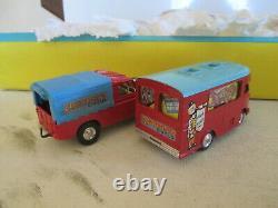 Corgi Toys Gift Set 23 Chipperfields Circus Set Gs23 Mib 9 En Boite Sonice L@@k