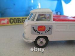 Corgi Toys Gift Set 6 Gs6 Cooper Maserati Set Volkswagen 490 Coffret Cadeau Gs6