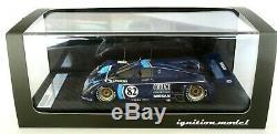 Courage Nissan R89C N°82 le mans 1990 ignition model 1/43 IG 0912 RARE