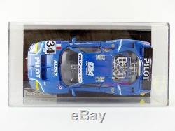 Creation Philippe Richard 1/18 Ferrari F40 Pilot Le Mans 1995 Z0006