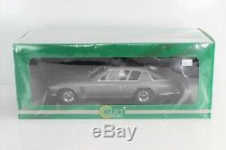 Cult Scale Models 1/18 Jensen Interceptor Series 1 Cml003-1 Met. Grey
