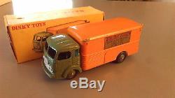 Dinky Toys 33a // Rare Simca Cargo Code III (b. B) // Origine Meccano