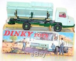 DINKY TOYS BERLIET STRADAIR O1-1