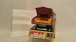 Dinky Toys Cadillac Eldorado Neuve En Boite Originale N° 175