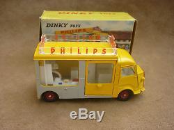 DINKY TOYS CITROEN PHILIPS EN BOITE ORIGINALE N° 587