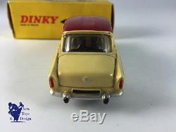 DINKY TOYS FRANCE 544 SIMCA ARONDE P60 MODELE D'EPOQUE ET D'ORIGINE RARE COULEUR