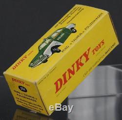 Dinky Toys France #551 Ford Taunus Polizei Boite Vide Empty Box Scatola Vuota