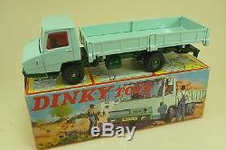 DINKY TOYS FRANCE. BERLIET STRADAIR. REF 569 + boite