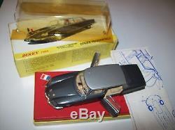 Dinky Toys France Citroen Ds Presidentielle 1435 Superbe Etat Boite No Atlas