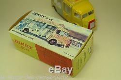 DINKY TOYS FRANCE. CITROEN PHILIPS CURRUS. REF587 + boite