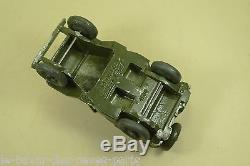Dinky Toys France. Jeep 24 M