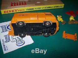 Dinky Toys France Peugeot J 7 Autoroutes 570 A Superbe Etat Boite No Atlas
