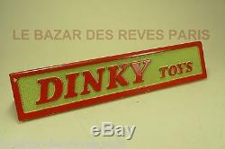 DINKY TOYS FRANCE. Prisme toblerone DINKY TOYS