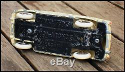 DINKY TOYS FRANCE Ref 544 RARE SIMCA ARONDE P60 MONTLHERY MODELE ORIGINAL 1961