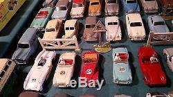 DINKY TOYS FRANCE très gros lot de voitures ancienne