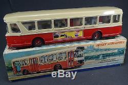 DINKY TOYS France. Autobus urbain. BERLIET PCM + boite. REF 889 U