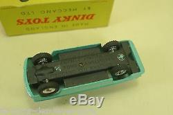 DINKY TOYS GB. FORD ANGLIA. REF 155 + boite