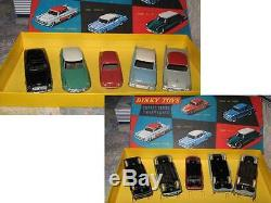 DINKY toys COFFRET CADEAU N° 24 58