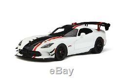 DODGE VIPER ACR 1/18 GT SPIRIT série limitée