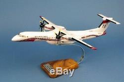 Dash 8 -q400 Mr Milan 73 Securite Civile 1/72 Eme