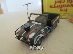Dinky 1406 815 Renault 4l Sinpar 4x4 Gendarmerie Mib 9 En Boite Very Nice L@@k