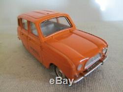 Dinky 518a Renault 4l R4 Autoroutes 9 En Boite Rare Mib Uncommon Very Nicel@@k