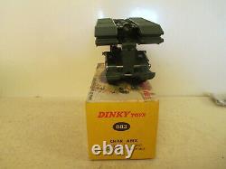 Dinky 883 Amx 13t Bridge Layer Tank Char Mib Military 9 En Boite Very Nice L@@k