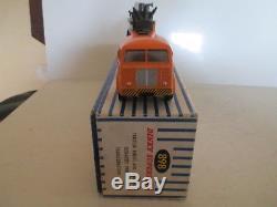 Dinky 898 Berliet T6 Tranformer Transporter Vnmib Rare Issue Proche Du 9 L@@k