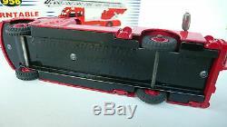 Dinky Supertoys England Berliet Turntable Fire Escape Ref 956 Très Bon État
