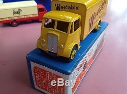 Dinky Toy REF 514 Guy Weetabix very near Mint in original box