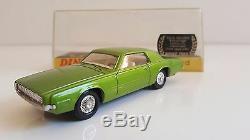 Dinky Toys 1419 Ford Thunderbird Coupé en boîte d'origine N Mib
