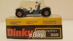 Dinky Toys 355 Lunar Roving Vehicle en boîte d'origine VN Mib