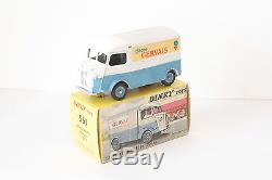Dinky Toys Camionnette Citroen 1200 KG Gervais Ref 561 Tres bon etat + boite